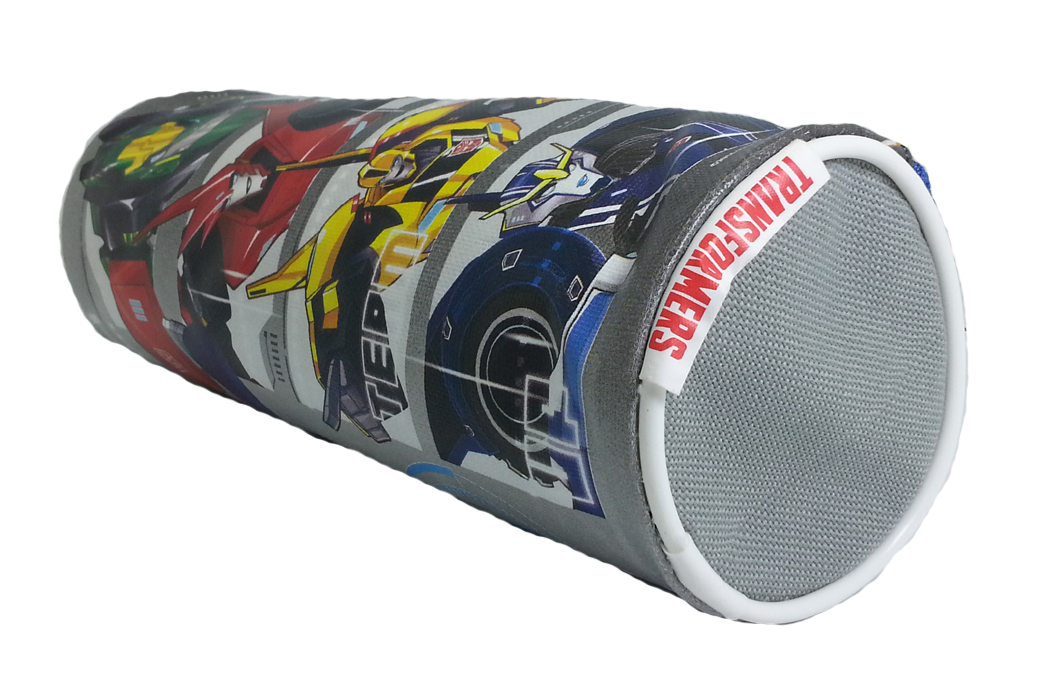 TRANSFORMER AUTOBOT ROLL OUT ROUND PENCIL BAG-7987