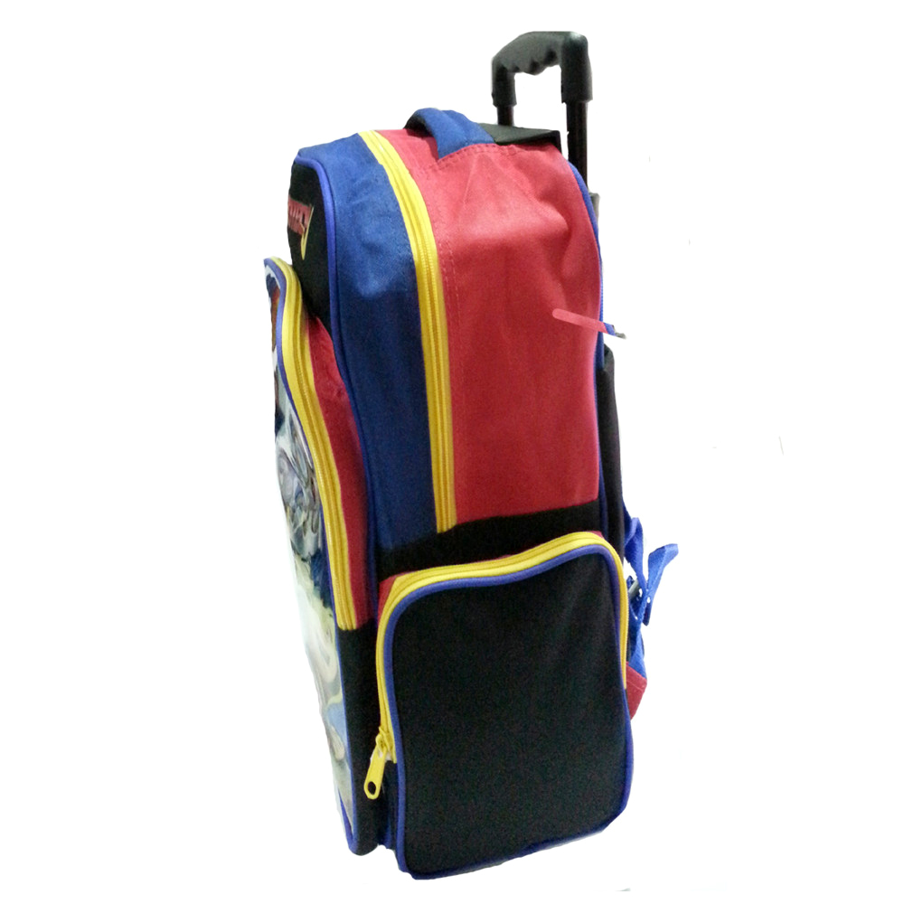BOBOIBOY GALAXY SCHOOL TROLLEY BAG-11298
