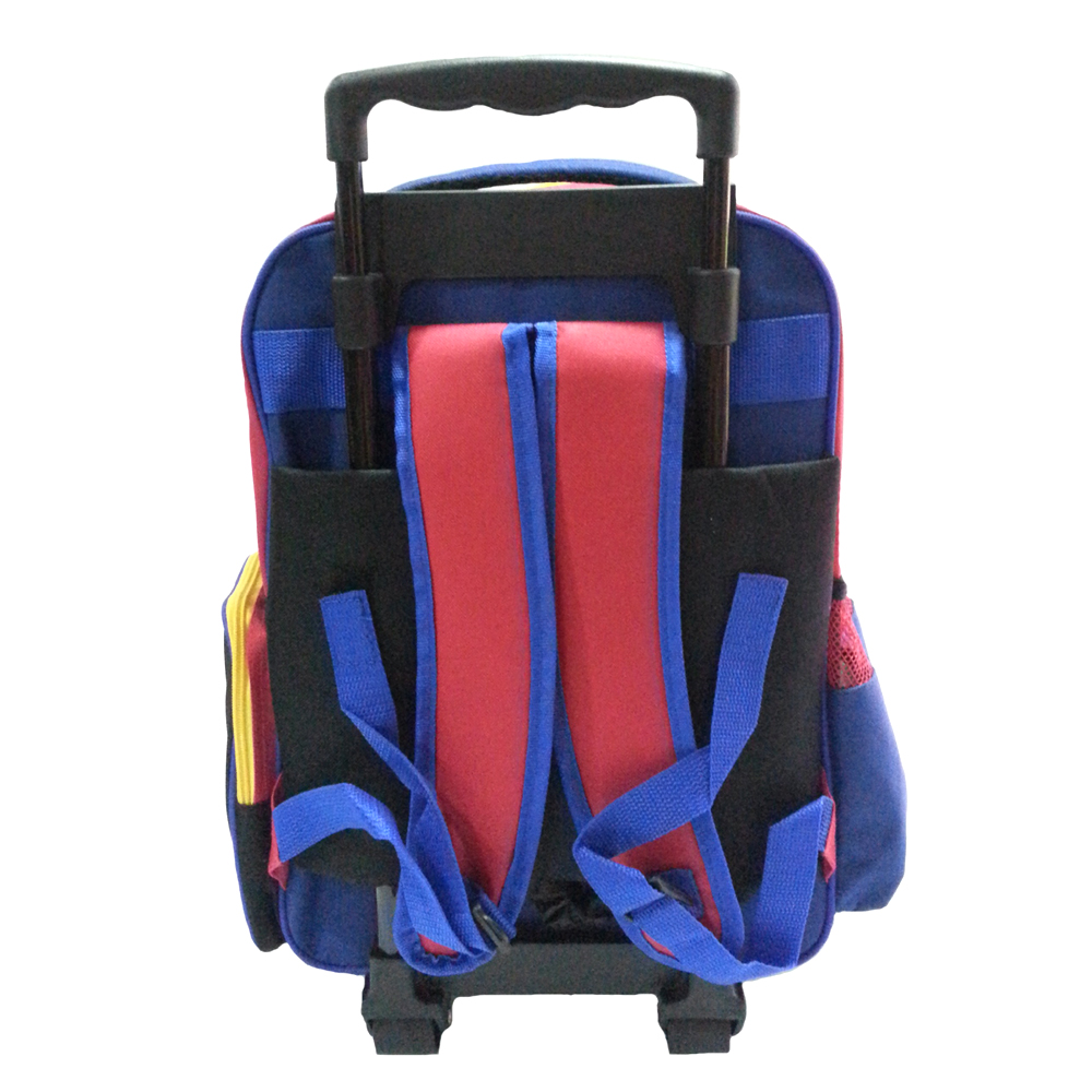 BOBOIBOY GALAXY SCHOOL TROLLEY BAG-11299