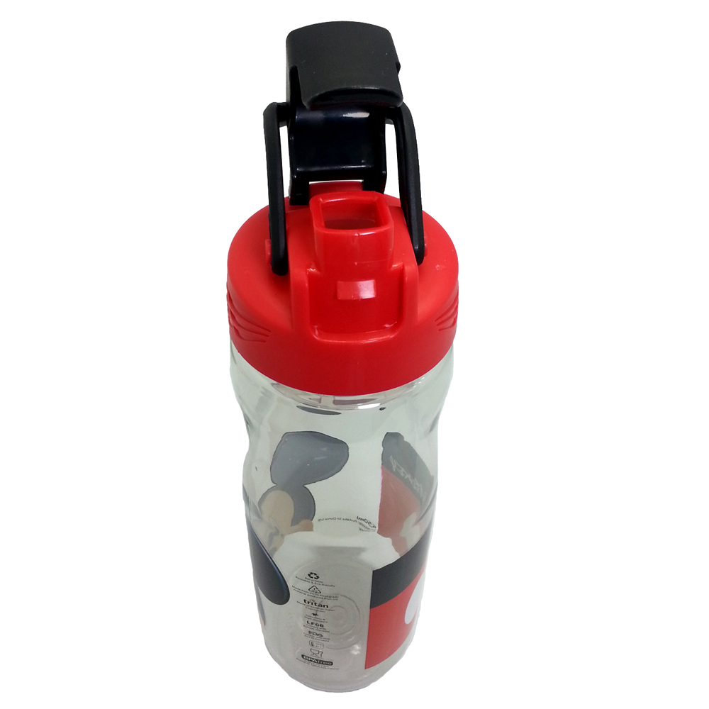 DISNEY MICKEY MOUSE HEAD 650ML TRITAN BOTTLE BPA FREE-12858