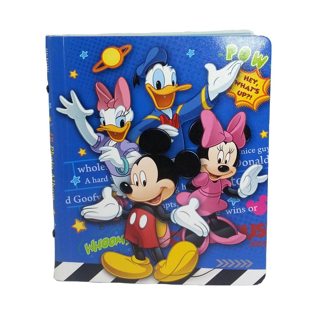 DISNEY MICKEY & FRIENDS 64PCS 4R PHOTO ALBUM-0