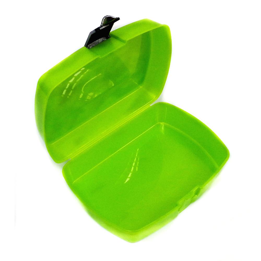 NINJA TURTLES SANDWISH BOX * BPA FREE
